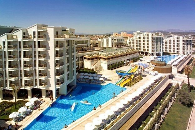 Hotel Royal Atlantis Spa and Resort 5*, Oblasť: Turecko, Side, Gündogdu