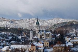 Historická Kremnica.
