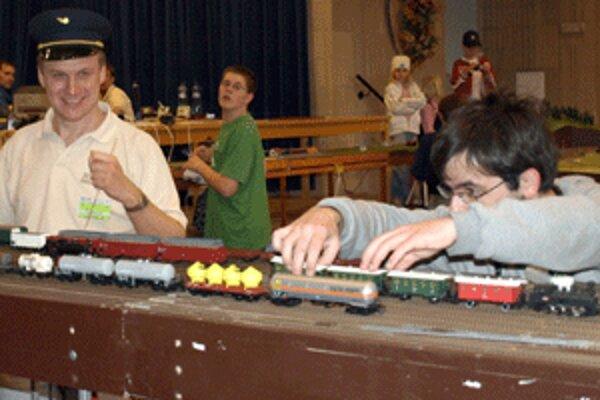 Priaznivci modulových železníc a vláčikov a stretnú cez víkend v Bojniciach.
