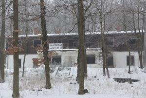 Nové sídlo bývalej firmy Martina Lidaja.