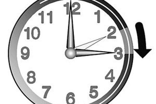 V noci sa mení čas, nezabudnite si posunúť hodiny.