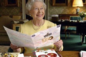 Oficiálna snímka vydaná pri príležitosti 80. narodenín v roku 2006.