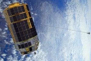 Vesmírnej lodi Kounotori 6 sa nepodarilo vysunúť povraz na upratovanie vesmírneho odpadu.