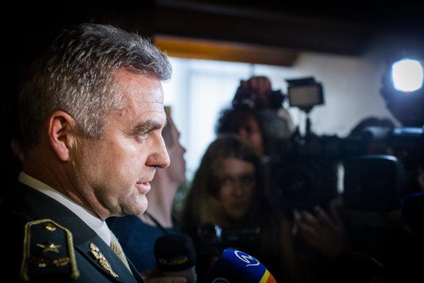 Policajný prezident Tibor Gašpar odpovedal na ponuku študentov diskutovať o korupcii verejne. Neprijal ju.