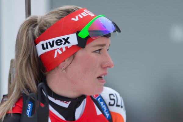 Najväčšou slovenskou nádejou bude v Pjongčangu Paulína Fialková.