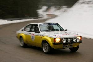 Opel Kadett C Coupé (1978)