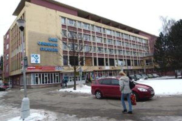 Dom odborov Strojár.