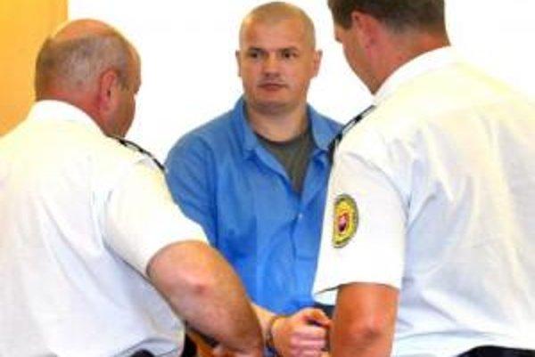 Róbert Petluš odsúdený za vraždu podnikateľa Jána Kubašiaka.