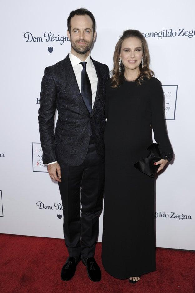 Natalie Portman a Benjamin Millepied