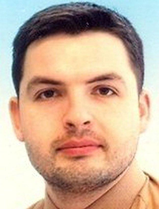 Hľadaný Marián Krcho (38) z Ružomberka.