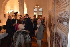 Výstava v synagóge potrvá do 15. marca.