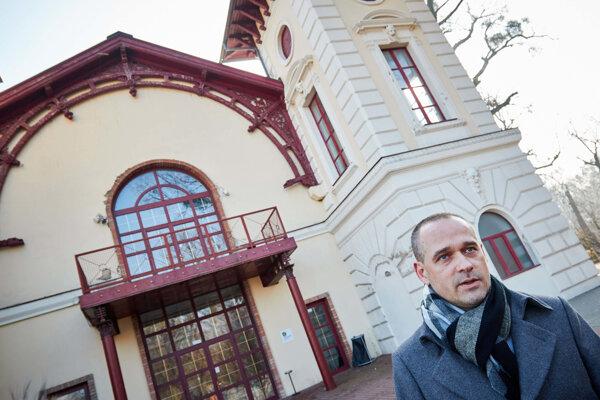 Predseda Komisie dopravy a informačných systémov Bratislavy a kandidát na predsedu BSK Jozef Uhler