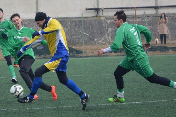 H. Obdokovce strelili až šesť gólov.