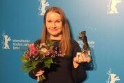Ocenená Iveta Grófová. Režisérka odišla z Berlína s Kryštálovým medveďom.