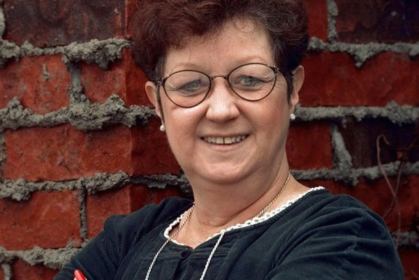 Norma McCarveyová, známa ako Jane Roeová.