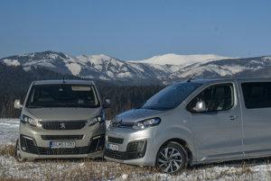 Základný tvar vozidiel je daný. Malé odlišnosti v dizajne možno nájsť najmä pri pohľade spredu.