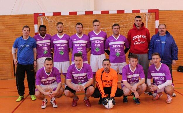 FC Trezor Prievidza.