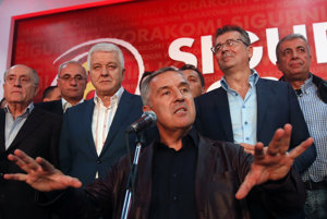 Čiernohorský expremiér Milo Djukanovič sa mal stať obeťou atentátu.
