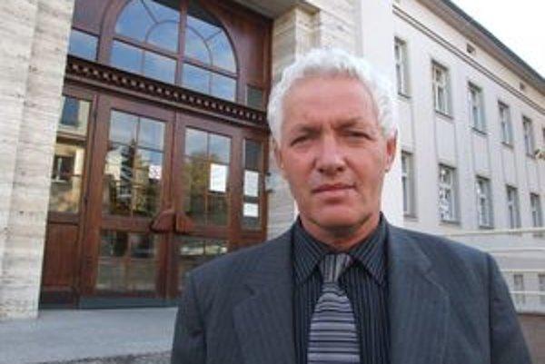 Ján Kotian podľa polície tuneloval mestskú pokladňu.