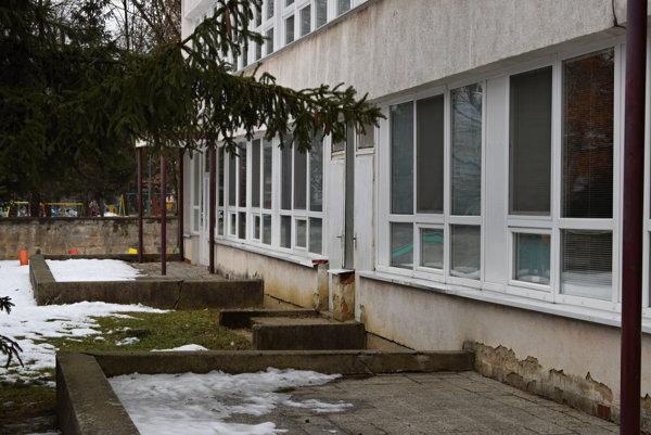 Škôlka na Ul. Dargovských hrdinov.