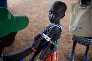 V Južnom Sudáne hlad ohrozuje viac ako milión detí.