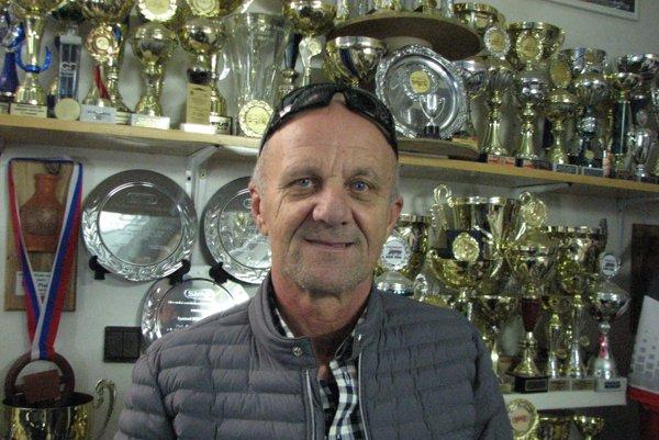 Ocenenie predsedu PSK dostal aj Igor Drotár.