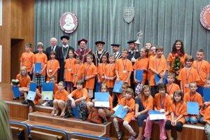 CVC Kamarát spoluorganizuje v lete aj detskú univerzitu.