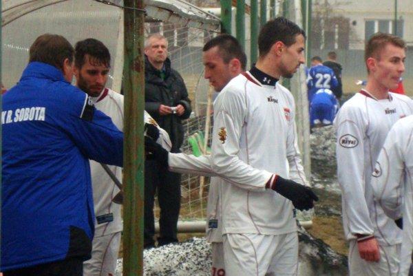 MŠK Rimavská Sobota – FK Dukla Banská Bystrica.