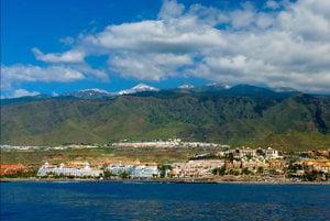 Turistický sprievodca na ostrov Tenerife