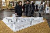 Cvernovka teraz a podľa urbanistickej štúdie. Pozrite si výstavu a jej stav