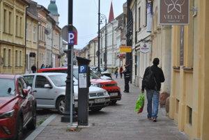 Boj o platené parkovanie v Košiciach pokračuje.
