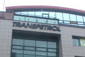 Sídlo spoločnosti Transpetrol.