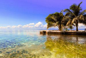 Belizé môže byť prerfektnou destináciou v Karibiku.