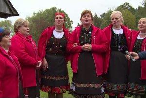 Speváčky z Bežoviec.