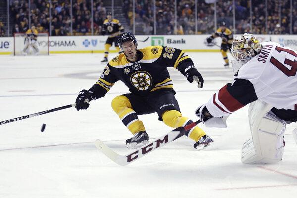 Boston vyhral nad Arizonou 4:1.