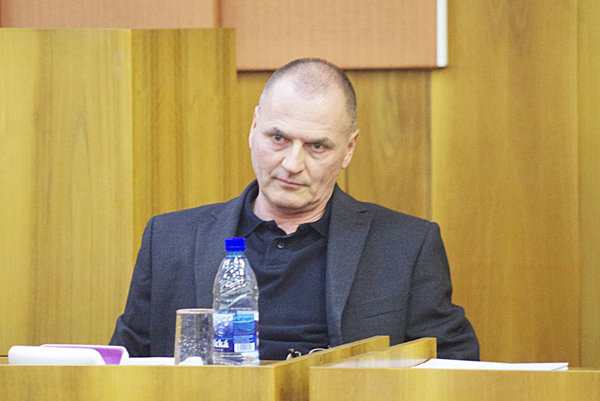 Považskobystrický hlavný kontrolór Marián Sičák.