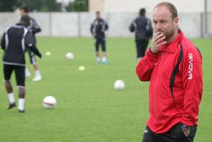 Pavel Hoftych, generálny manažér Spartaka Trnava.