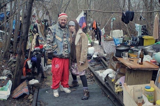 Českí herci. Vyskúšali si, aké je to byť bezdomovcami.
