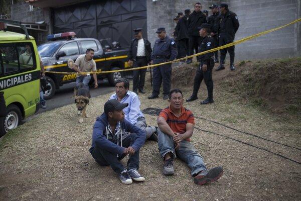 Požiar v detskom domove v Guatemale sa skončil tragicky.