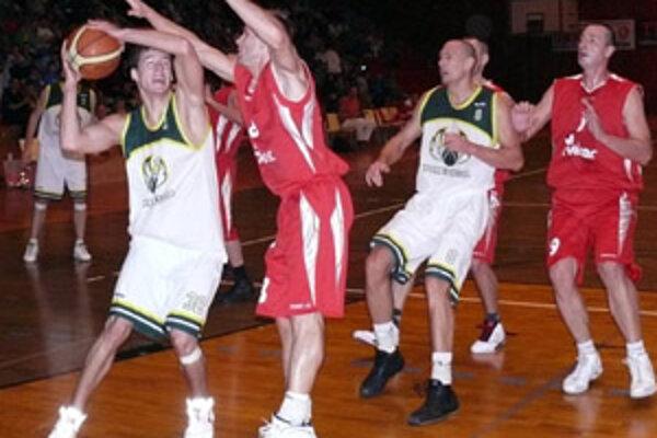 Prievidžania prerušili štvorzápasovú víťaznú sériu Komárna.