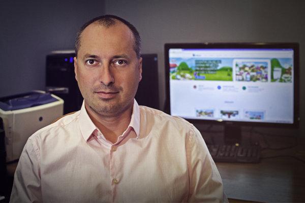 Peter Nižnanský, Mladý inovatívny podnikateľ