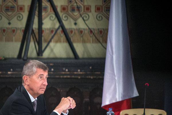 Českého ministar financií Andreja Babiša poznajú zväzky ŠtB ako agenta Bureša.