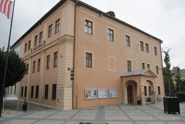 Informačné centrum v Spišskej Belej.