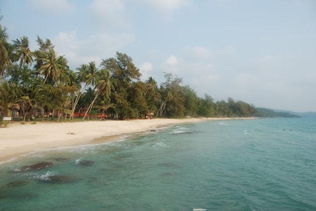 Azúrová voda na ostrove Ko Kut