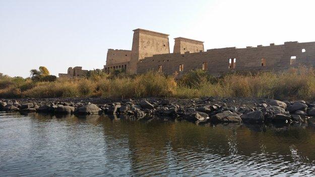 Chrámový komplex na Philae