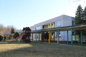 Materská škola na Ulici Clementisa v Prievidzi.
