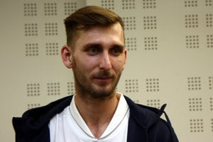 Norbert Gyömbér prišiel na zraz reprezentácie už ako hráč Tereku Groznyj.