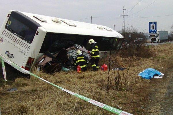 Nehoda si vyžiadala ľudský život
