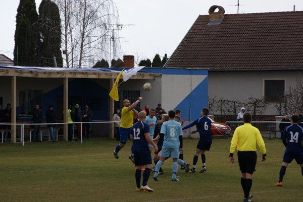 Tovarníky vyhrali v Oponiciach 3:0, brankár Ivan Mikuláš si udržal čisté konto aj v druhom jarnom zápase.