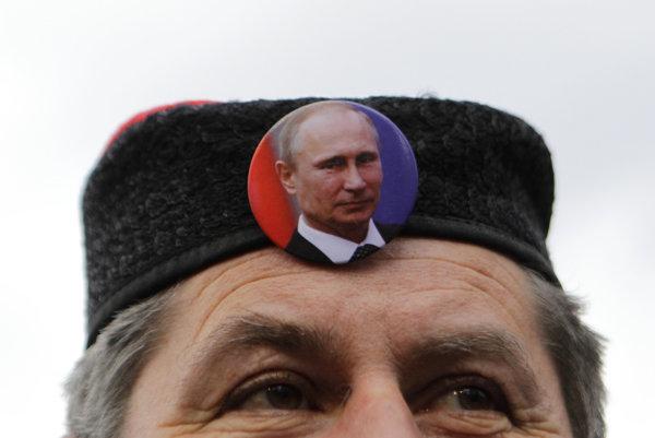Vladimir Putin je hrdinom srbských nacionalistov.